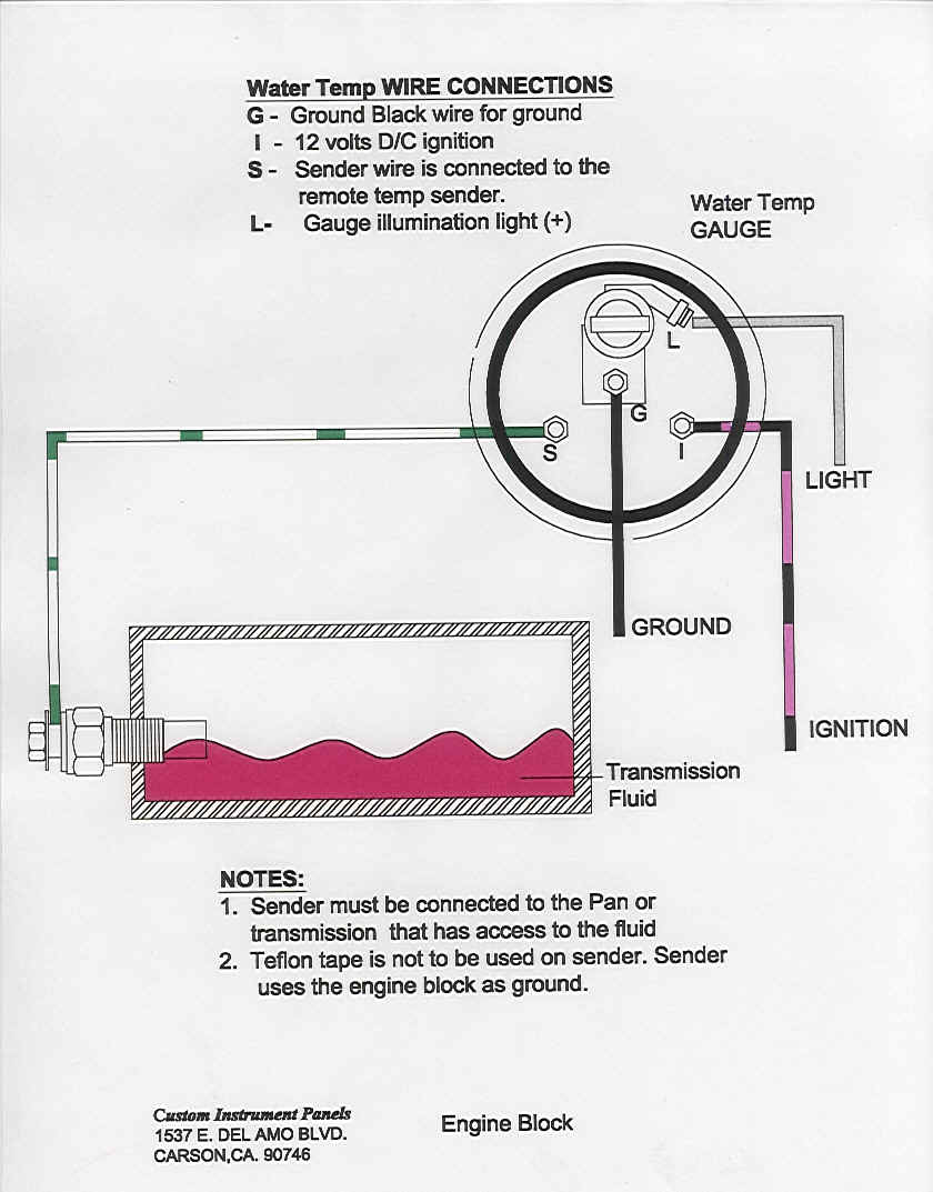 engine water temp gauge  engine  free engine image for